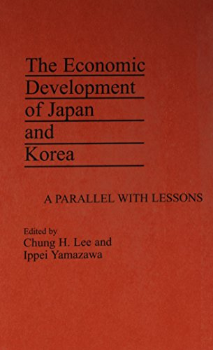 9780275933319: Economic Development of Japan and Korea: A Parallel with Lessons
