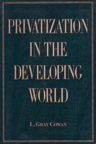 9780275936310: Privatization in the Developing World (Contributions in Economics & Economic History)