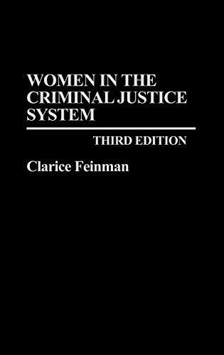 9780275944865: Women in the Criminal Justice System