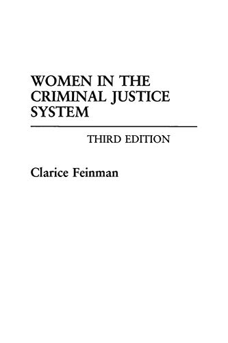 9780275944872: Women in the Criminal Justice System