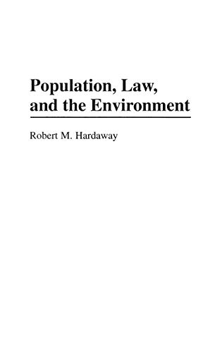 Population, Law and the Environment