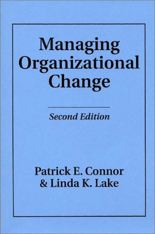 9780275946531: Managing Organizational Change, 2nd Edition