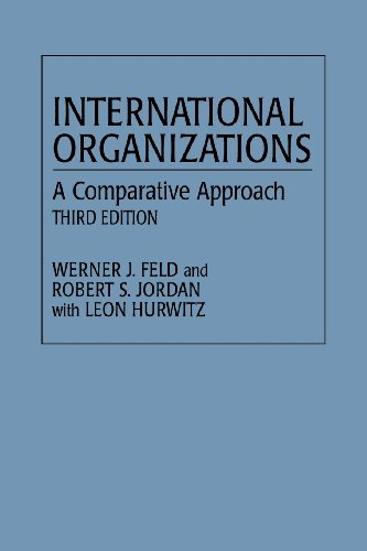 9780275947026: International Organizations: A Comparative Approach, Third Edition