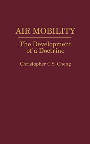 9780275947217: Air Mobility: The Development of a Doctrine