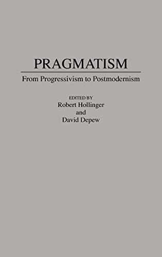 Pragmatism: David Depew