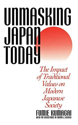 Unmasking Japan Today: Keyser, Donna, Kumagai,