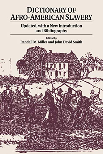 9780275957995: Dictionary of Afro-American Slavery: Updated, with a New Introduction and Bibliography (82)