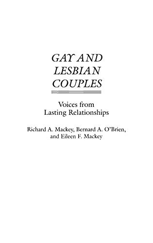 9780275958466: Gay and Lesbian Couples: Voices from Lasting Relationships