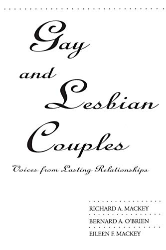9780275958473: Gay and Lesbian Couples: Voices from Lasting Relationships