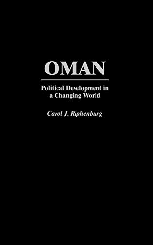 9780275961442: Oman: Political Development in a Changing World