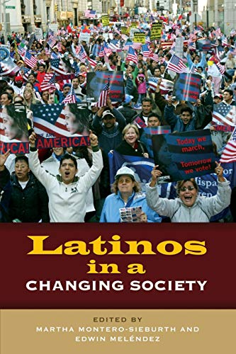 9780275962340: Latinos in a Changing Society