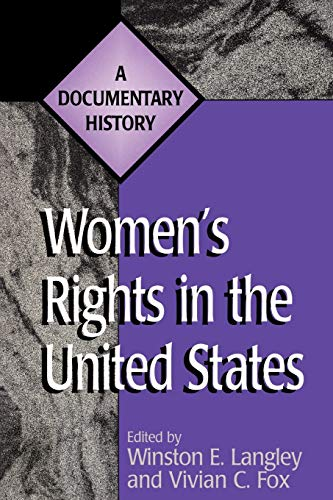 9780275965273: Women's Rights in the United States