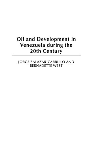 9780275972622: Oil and Development in Venezuela during the 20th Century