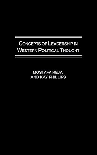 9780275978013: Concepts of Leadership in Western Political Thought