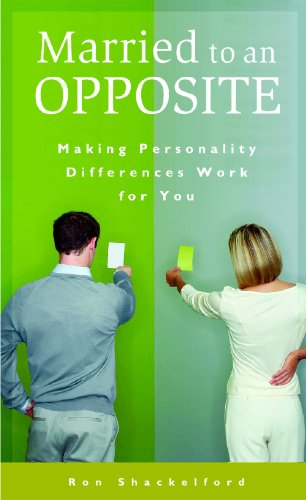 9780275981617: Married to an Opposite: Making Personality Differences Work for You (Psychology, Religion, and Spirituality)