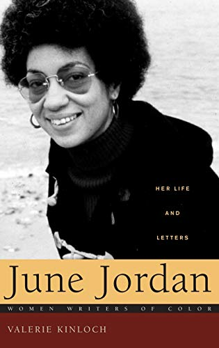 9780275982416: June Jordan: Her Life and Letters (Women Writers of Color)