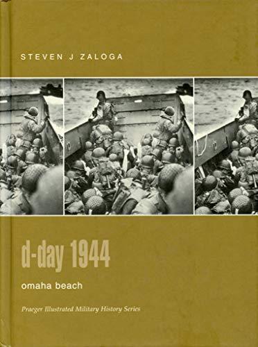9780275982669: D-Day 1944: Omaha Beach