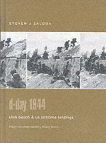 9780275982683: D-Day 1944: Utah Beach (Praeger Illustrated Military History)