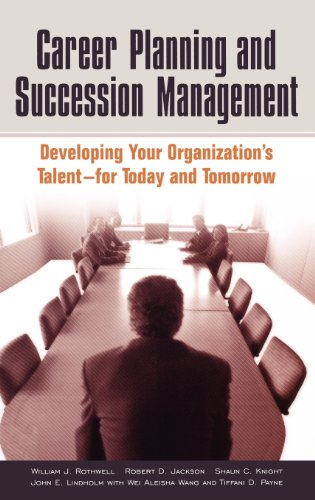 9780275983598: Career Planning and Succession Management: Developing Your Organization's Talent--for Today and Tomorrow