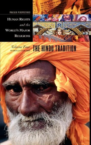 9780275983819: Human Rights and the World's Major Religions, Vol. 4: The Hindu Tradition