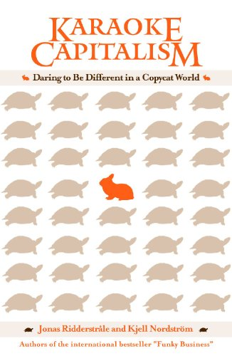 9780275986896: Karaoke Capitalism: Daring to Be Different in a Copycat World