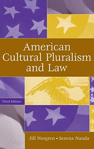 9780275986926: American Cultural Pluralism and Law