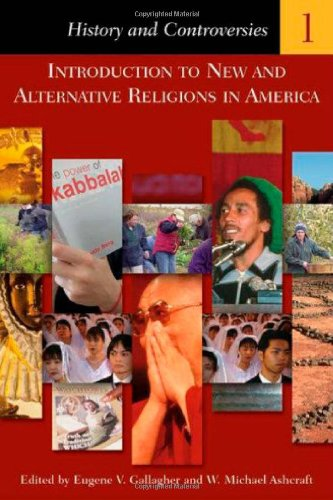 9780275987121: Introduction to New and Alternative Religions in America [5 volumes]