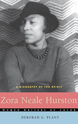 9780275987510: Zora Neale Hurston: A Biography of the Spirit