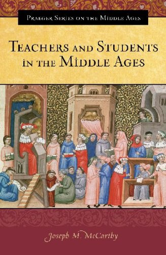 9780275988166: Teachers and Students in the Middle Ages (Praeger Series on the Middle Ages)