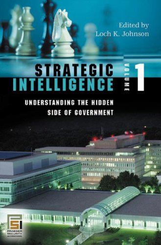 9780275989439: Strategic Intelligence (Intelligence and the Quest for Security)