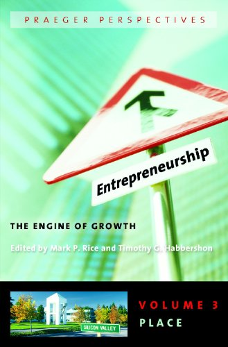 9780275989866: Entrepreneurship [3 volumes]: The Engine of Growth (Praeger Perspectives) (v. 1-3)