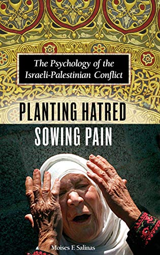 hatred between israelis and the palestinians essay