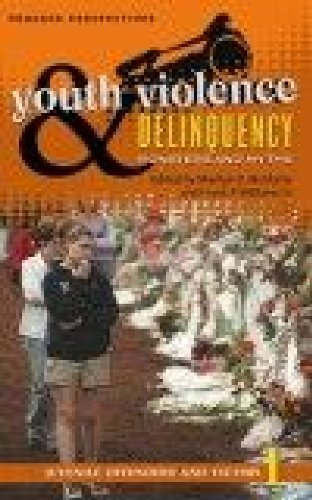 9780275991128: Youth Violence and Delinquency [3 volumes]: Monsters and Myths (Criminal Justice, Delinquency, and Corrections)
