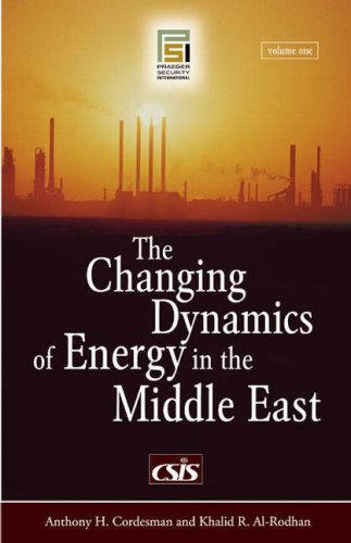 Changing Dynamics Of Energy In The Middle East