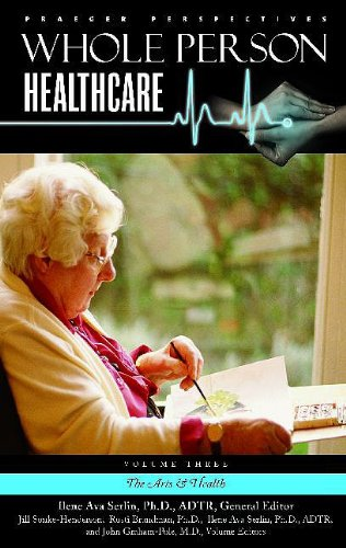 9780275992347: Whole Person Healthcare: Volume 3, The Arts and Health