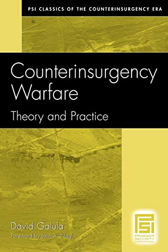9780275993030: Counterinsurgency Warfare: Theory and Practice (PSI Classics of the Counterinsurgency Era)