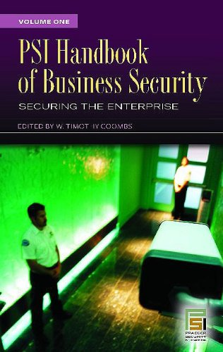 9780275993955: PSI Handbook of Business Security: Securing the Enterprise: Volume 1