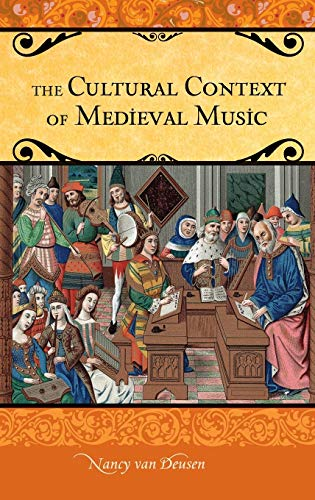 9780275994129: The Cultural Context of Medieval Music (Praeger Series on the Middle Ages)