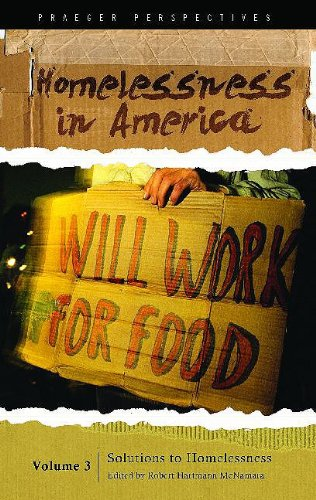 9780275995614: Homelessness in America: Volume 3, Solutions to Homelessness