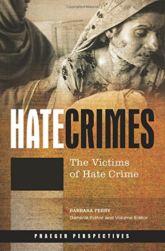 9780275995690: Hate Crimes [5 volumes] (Praeger Perspectives)