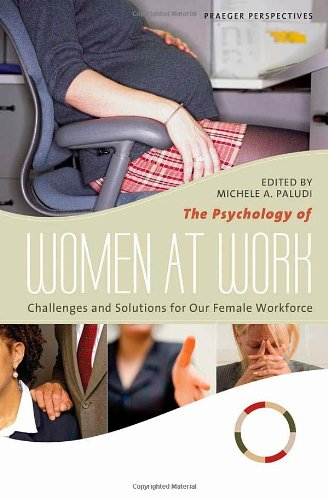 Psychology Of Women At Work (Three Volumes): Challenges
