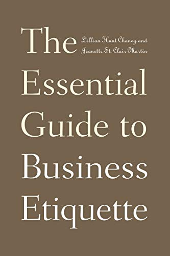 9780275997144: The Essential Guide to Business Etiquette