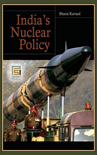 9780275999452: India's Nuclear Policy (Praeger Security International)