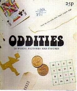 9780276000836: Oddities in Words, Pictures and Figures