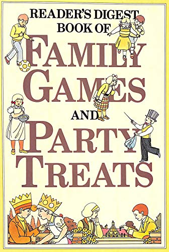 9780276001994: Book of Family Games and Party Treats