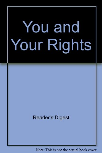 9780276002281: You and Your Rights