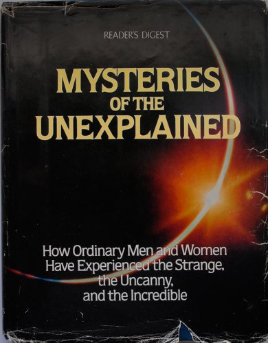 9780276380037: Mysteries of the Unexplained