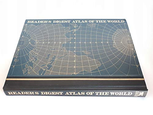 Reader's Digest Atlas of the World: No Author