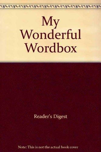 My Wonderful Wordbox: Reader's Digest