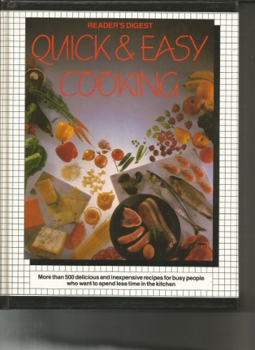 Quick and Easy Cooking (0276420063) by Reader's Digest